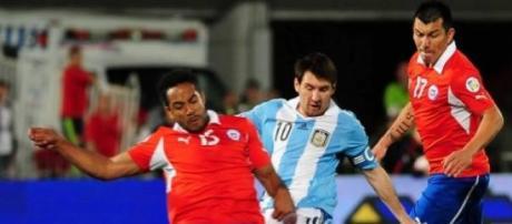 Ecco il pronostico di Cile-Argentina