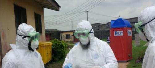 A pessoa Infectada pelo vírus Ebola morreu