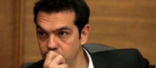 Alexis Tsipras, le premier ministre grec