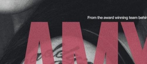 """Cartaz do novo documentário de Asif Kapadia, """"Amy"""""""