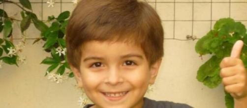 Manuel Robert, el niño trasplantado
