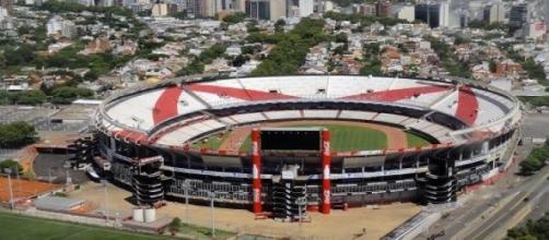 Monumental, escenario de semifinal de Libertadores