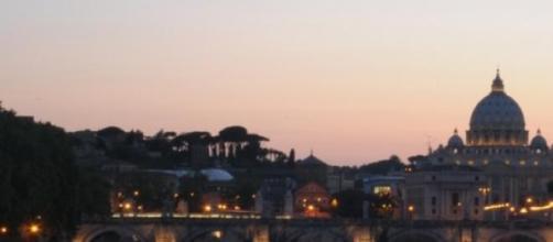 panorama del quartiere Prati