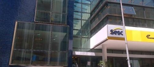 Sede do Sesc Porto Alegre