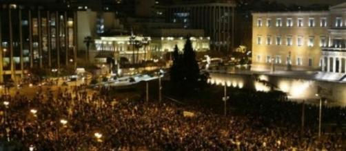 Sondaggio, Referendum Grecia.