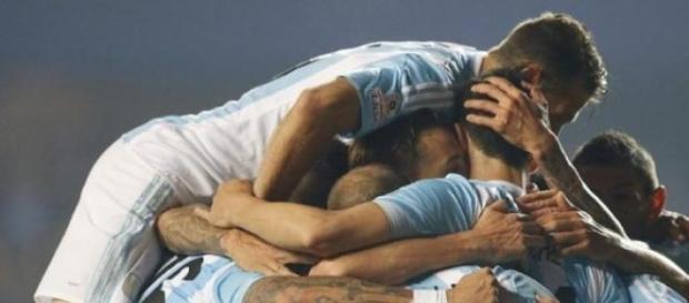 Argentina desplegó su mejor juego