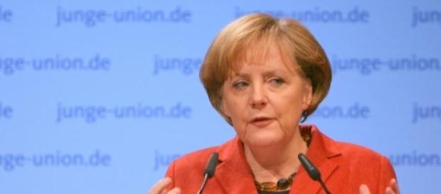 Cancelarul Germaniei Angela Merkel
