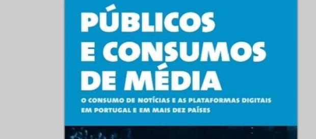 Capa do relatório públicado pela ERC