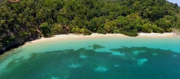 La isla de Supervivientes