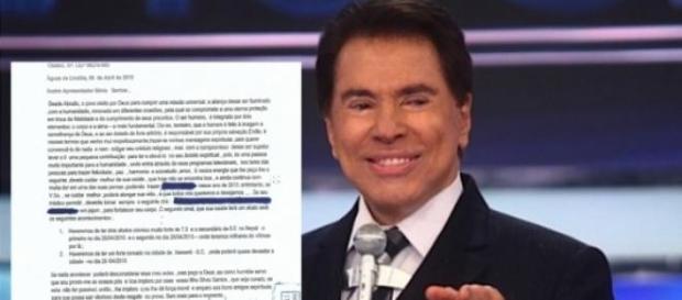 Paranormal diz que saúde de Silvio Santos piorará