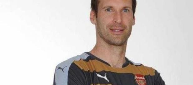 Petr Cech is the newest Arsenal player.