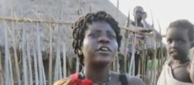 Południowy Sudan ogarnęła wojna (print scrn TVN24)