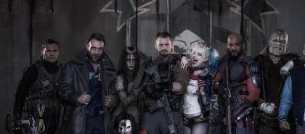 """Reparto de """"Suicide Squad"""" sin Jared Leto"""