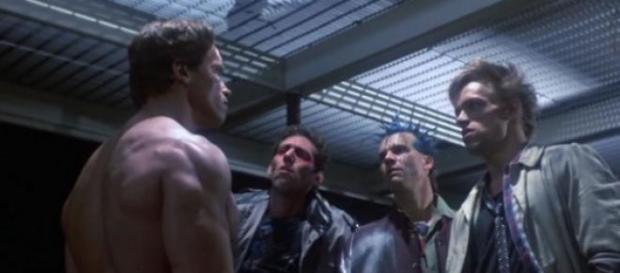 Terminator de 1984, recreado en el film de 2015