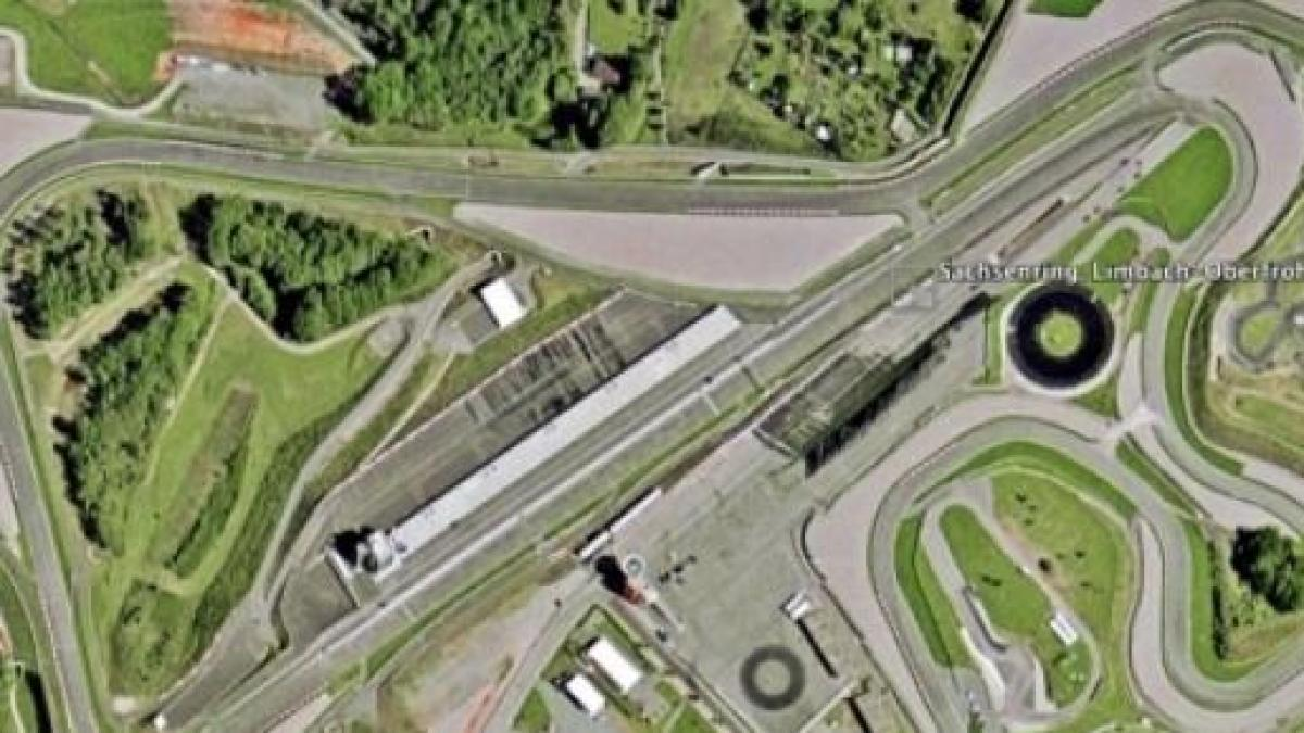 Circuito Sachsenring : Motogp sachsenring michelin e l asfalto nuovo orari tv