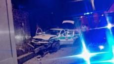 Violenta colisão entre carro patrulha da GNR e viatura civil faz duas vítimas (com vídeo)