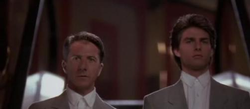 Dustin Hoffman en 'Rain Man', uno de sus dos Oscar