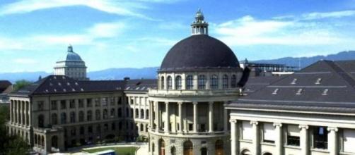Sede de la ETH Zurich, en Suiza