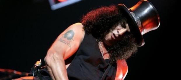 El film 'The Hell Within' será producido por Slash
