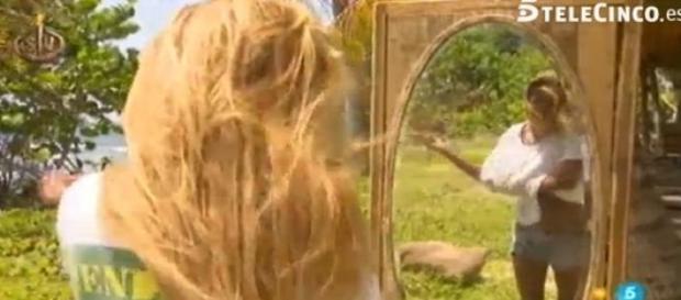 La realidad virtual de 'Chabelita ante el espejo'