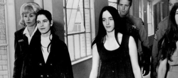 Las integrantes de la Familia Manson