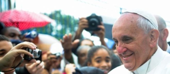 El Papa Francisco, primer latinoamericano en ocupar el máximo cargo de la iglesia católica