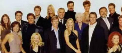 Il cast della soap opera Beautiful