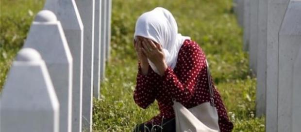 A matança de mais de 8000 muçulmanos em 11/7/1995.