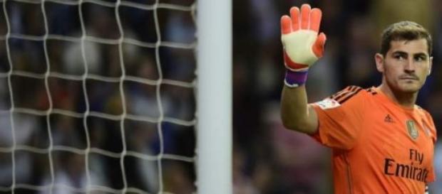 Casillas sonhou jogar no Benfica.