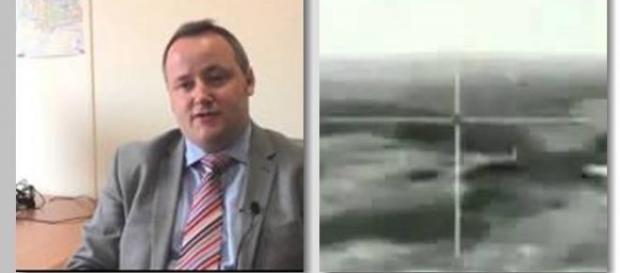 Darren Millar e l'interrogazione sugli UFO