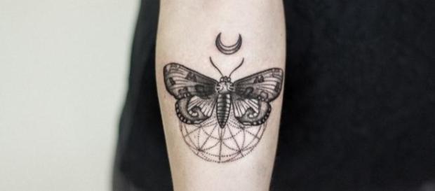 Dzieło krakowskiej tatuatorki, Uls Metzger