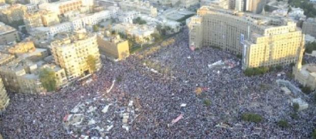 Egypt population exceed 89 million people