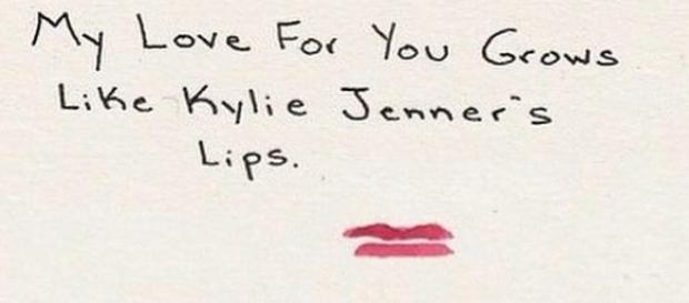 Klares Lippenbekenntnis von Kylie Jenner