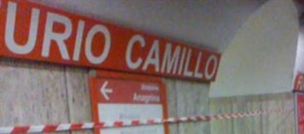 La stazione Furio Camillo a Roma