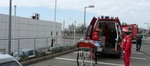 Paramedicii SMURD l-au resuscitat 40 de minute.