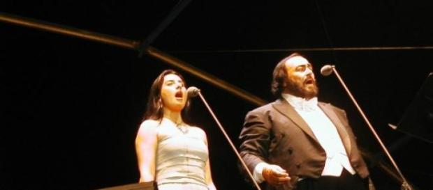 """Pavarotti in """"Aida"""" - am 12.7.15 auf Classica"""