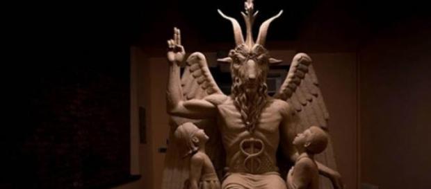 Reprodução: The Satanic Temple Detroit