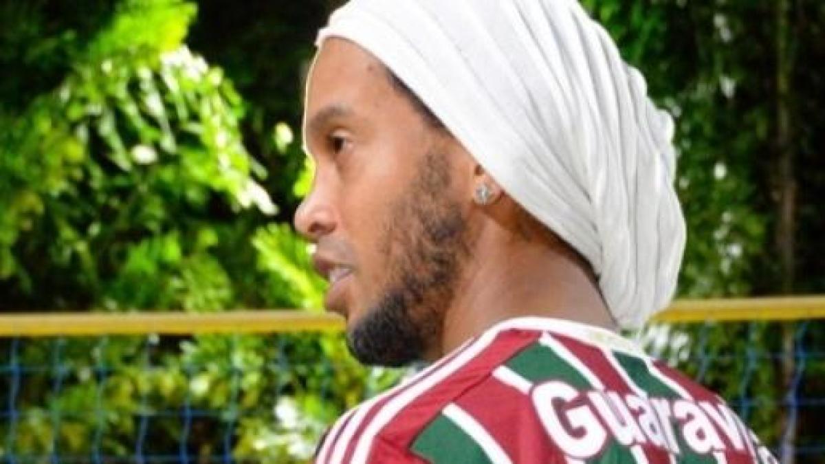 Ronaldinho Gaúcho é confirmado como o novo camisa 10 do Fluminense f10e4086aa64c