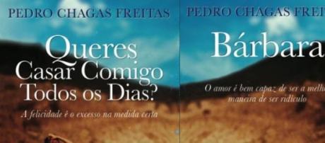 O novo livro de Pedro Chagas Freitas.