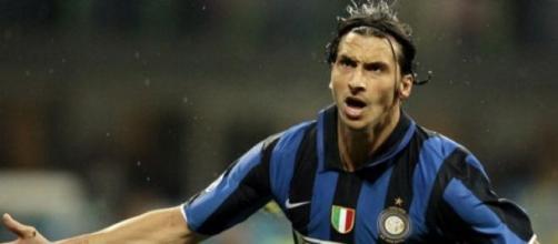 Ibrahimovic, 33 anni, ai tempi dell'Inter