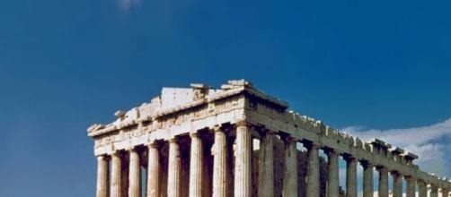 Partenón de Atenas en Grecia