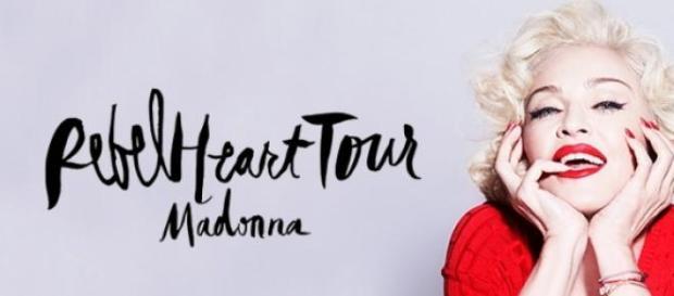Affiche de la nouvelle tournée.