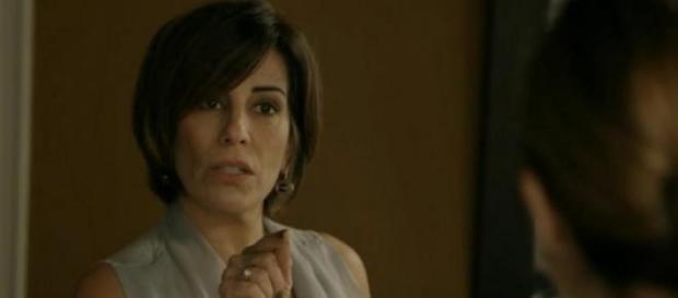 Gloria Pires não aguenta mais 'Babilônia'