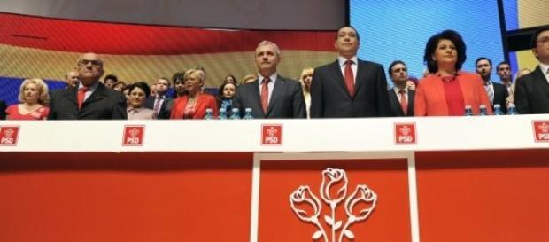 Victor Ponta s-a retras de la şefia PSD