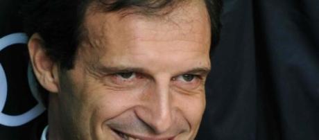 Massimiliano Allegri, tecnico della Juventus