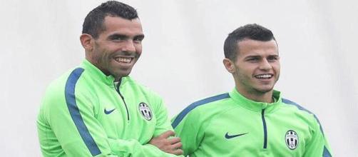 Carlos Tevez en Juventus. Ph: @carlitos3210