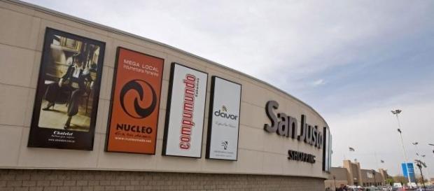 complejo de cines Cinemark de San justo