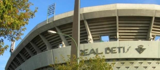 Estadio de fútbol del Betis