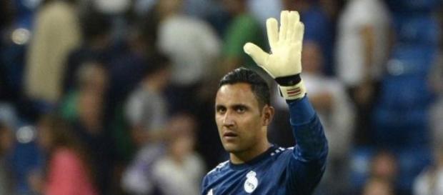 Navas tendría intensiones de dejar al Madrid