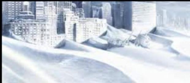 Terra, sub imperiul gheţii